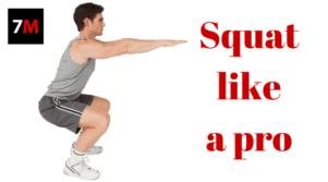 Squat like a pro