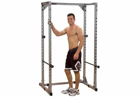 Best Power Rack Reviews - PowerLine-PPR200X