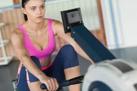 air resistance versus water resistance rowing machines