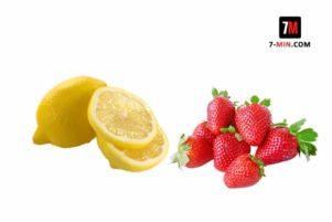Strawberry and Lemon Water